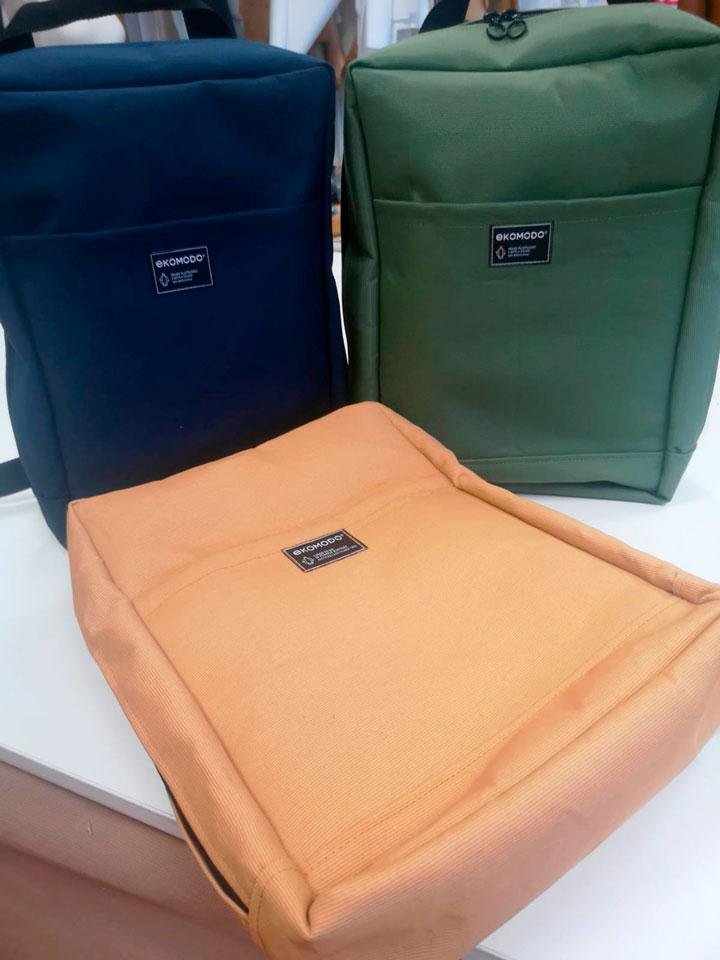 Bolsos y Mochilas Confeccionadas. En Hazlan Irun confeccionamos Bolsos y Mochilas personalizadas de todo tipo (Fundas para tablet, bolsos...)