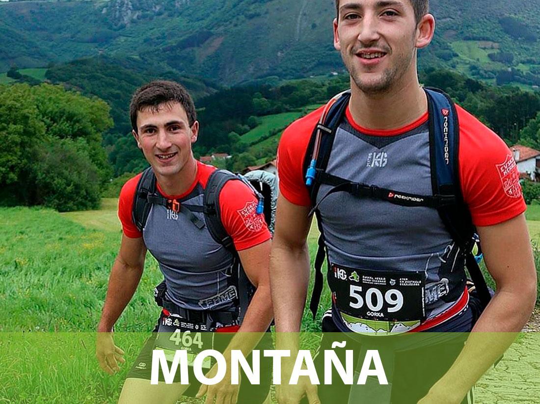 Ropa de Deporte Personalizada Montaña. Confeccionamos Ropa de Deporte personalizada para darle un toque de distinción a tu Club de Triatlón.